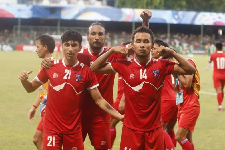 नेपाल पहिलोपटक साफको फाइनलमा