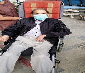 अस्पतालबाट 'डिस्चार्ज' भए नेकपा क्रान्तिकारीका महासचिव वैद्य