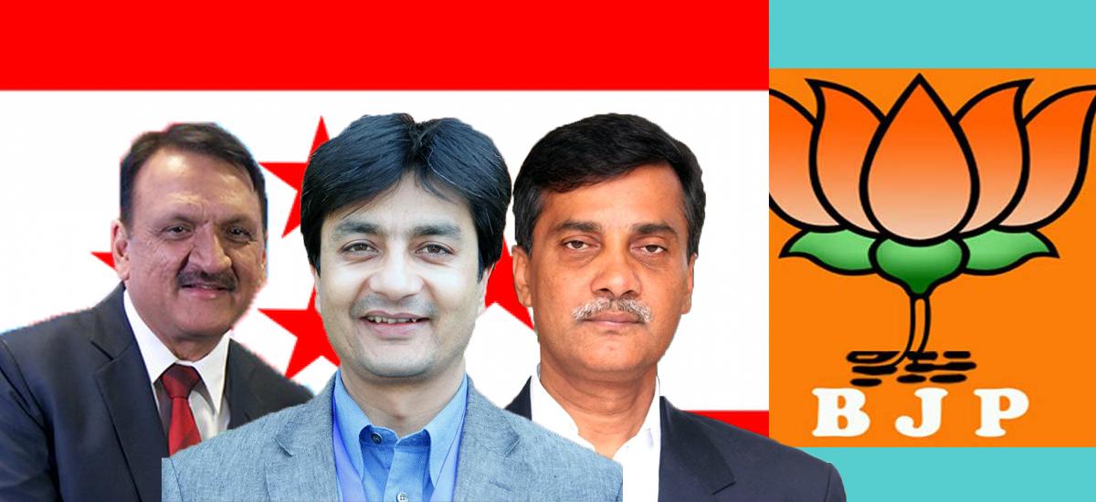 'पार्टी टू पार्टी' सम्बन्ध बनाउँदै भाजपा र नेपाली कांग्रेस