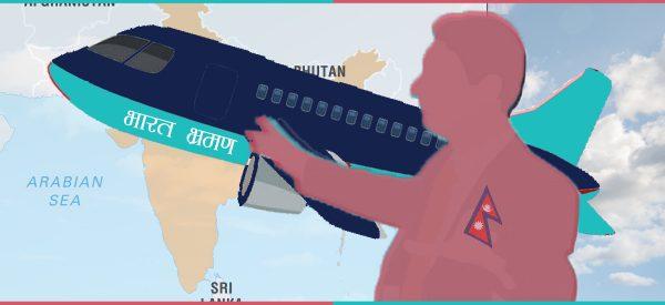 यस्तो छ प्रधानमन्त्रीको भारत भ्रमण 'परम्परा'