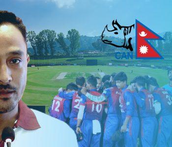 'पारसयुग'पछि नेपाली क्रिकेटका तीन चुनौती