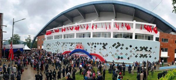 गोदावरीमा एमाले विधान महाधिवेशन (फोटो फिचर)