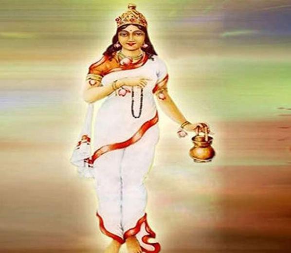 दशैंको दोस्रो दिन ब्रह्मचारिणी देवीको आरधना गरी मनाइँदै