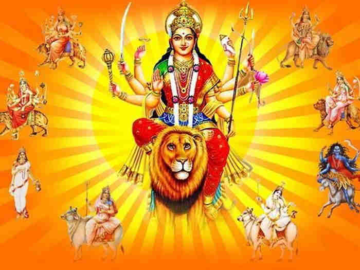 नवरात्रको अन्तिम दिन आज नवदुर्गाको पूजा आराधना गरिँदै