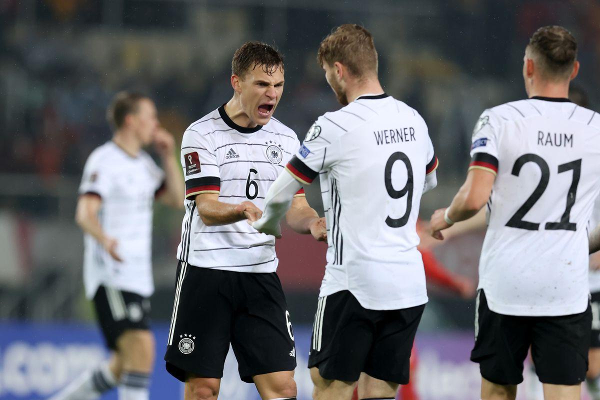विश्वकप २०२२ का लागि छनाेट हुने पहिलो टिम बन्यो जर्मनी