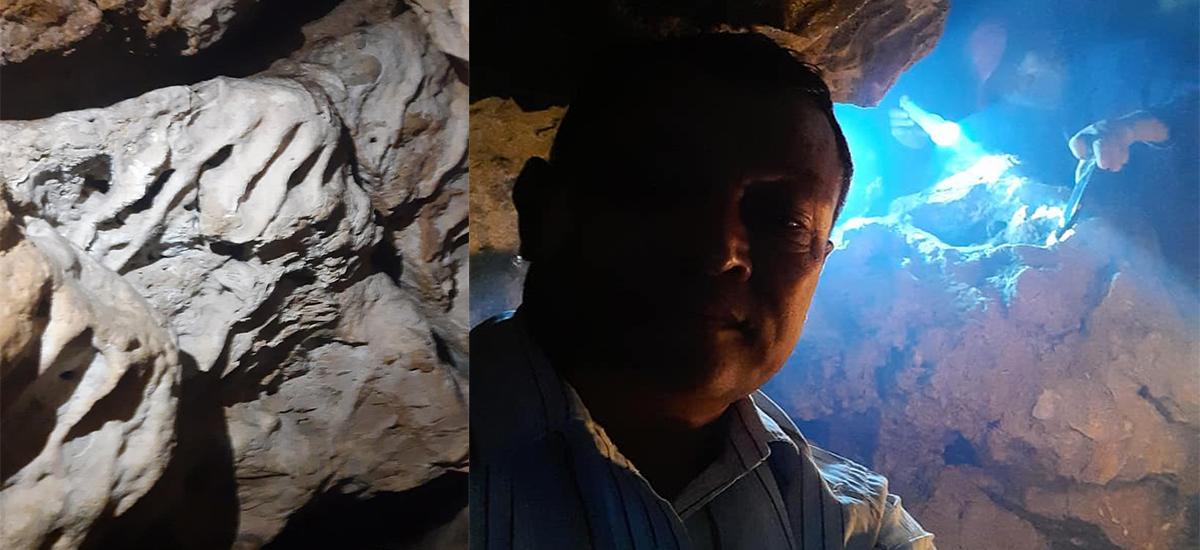 नागार्जुनमा भेटियो गुफा, जहाँबाट काठमाडौं प्रस्ट देखिन्छ