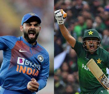 सधैँ जुँगाको लडाइँ, भारत-पाकिस्तान क्रिकेट