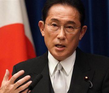जापानका प्रधानमन्त्री किशिदाले गरे संसद् विघटन, ३१ अक्टोबरमा निर्वाचन