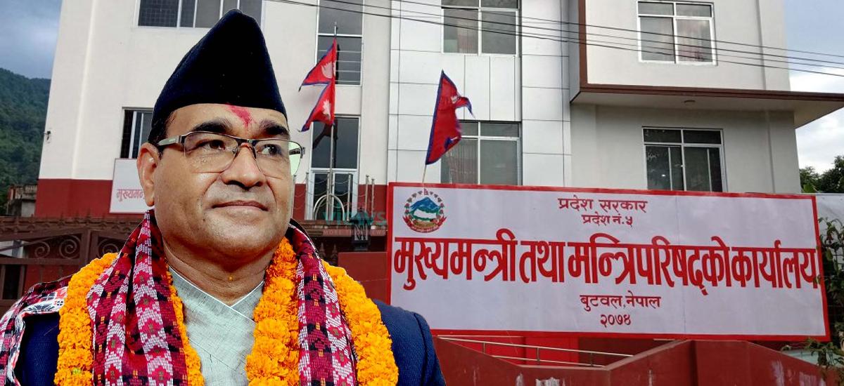 लुम्बिनीमा पनि आजै मन्त्रिपरिषद् विस्तारको तयारी