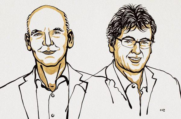 दुई रसायनशास्त्रीलाई नोबेल पुरस्कार