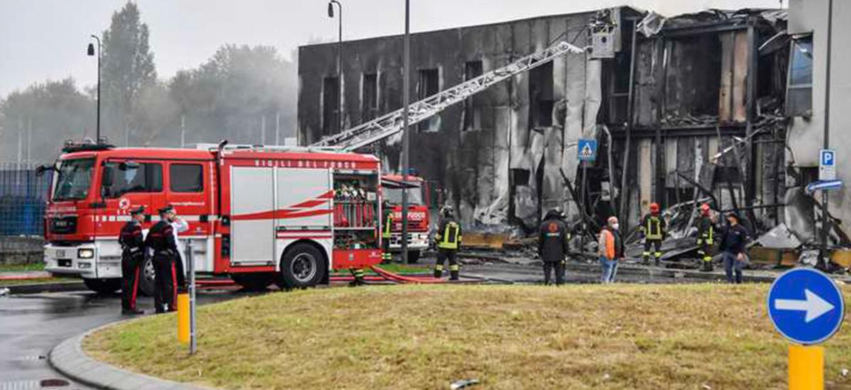 इटालीमा विमान दुर्घटना, आठको मृत्यु